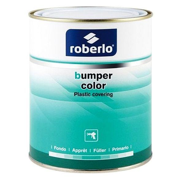 Revestimento para Plásticos Bumper Color Black 1 Litro Roberlo