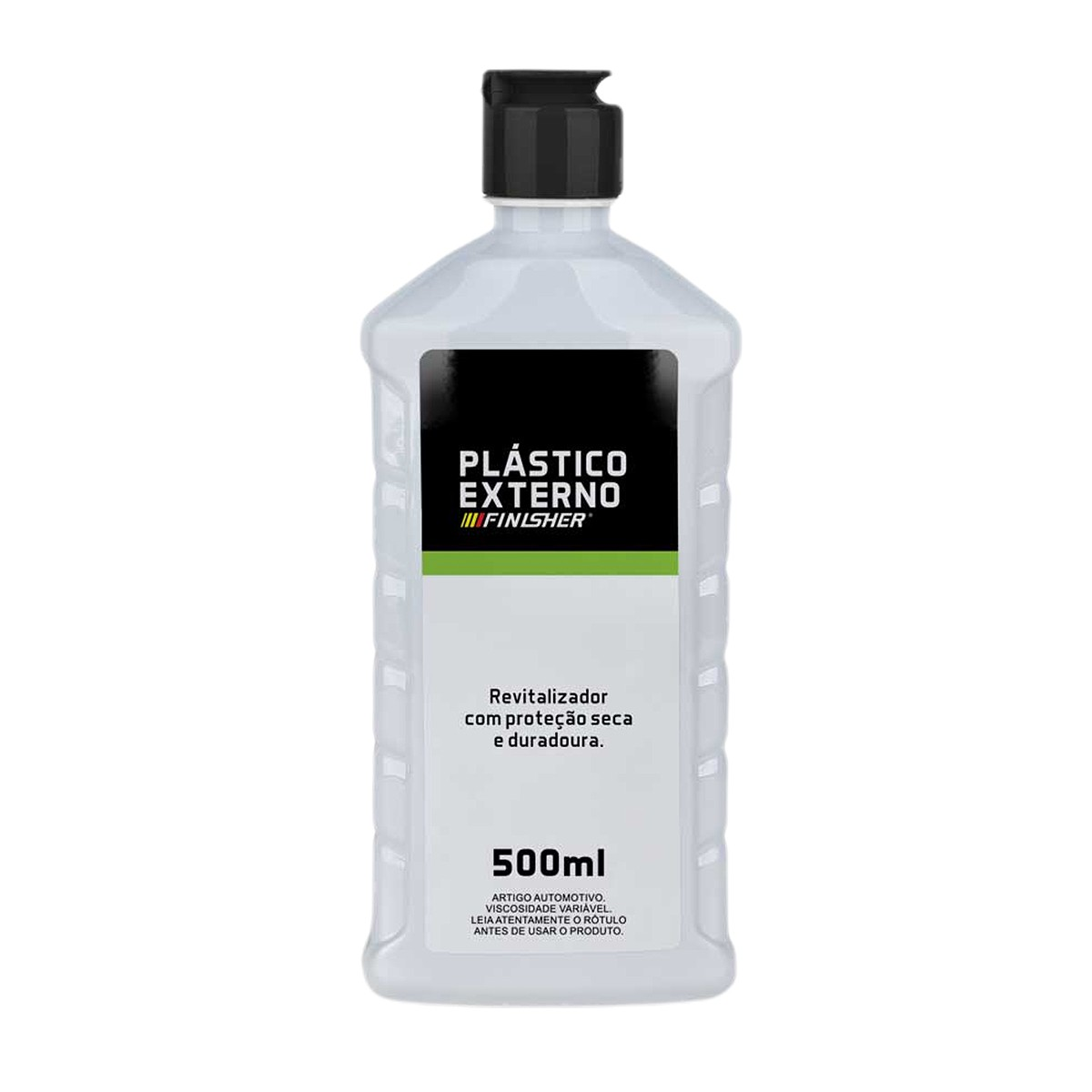 Revitalizador de Plásticos Externos 500ml Finisher