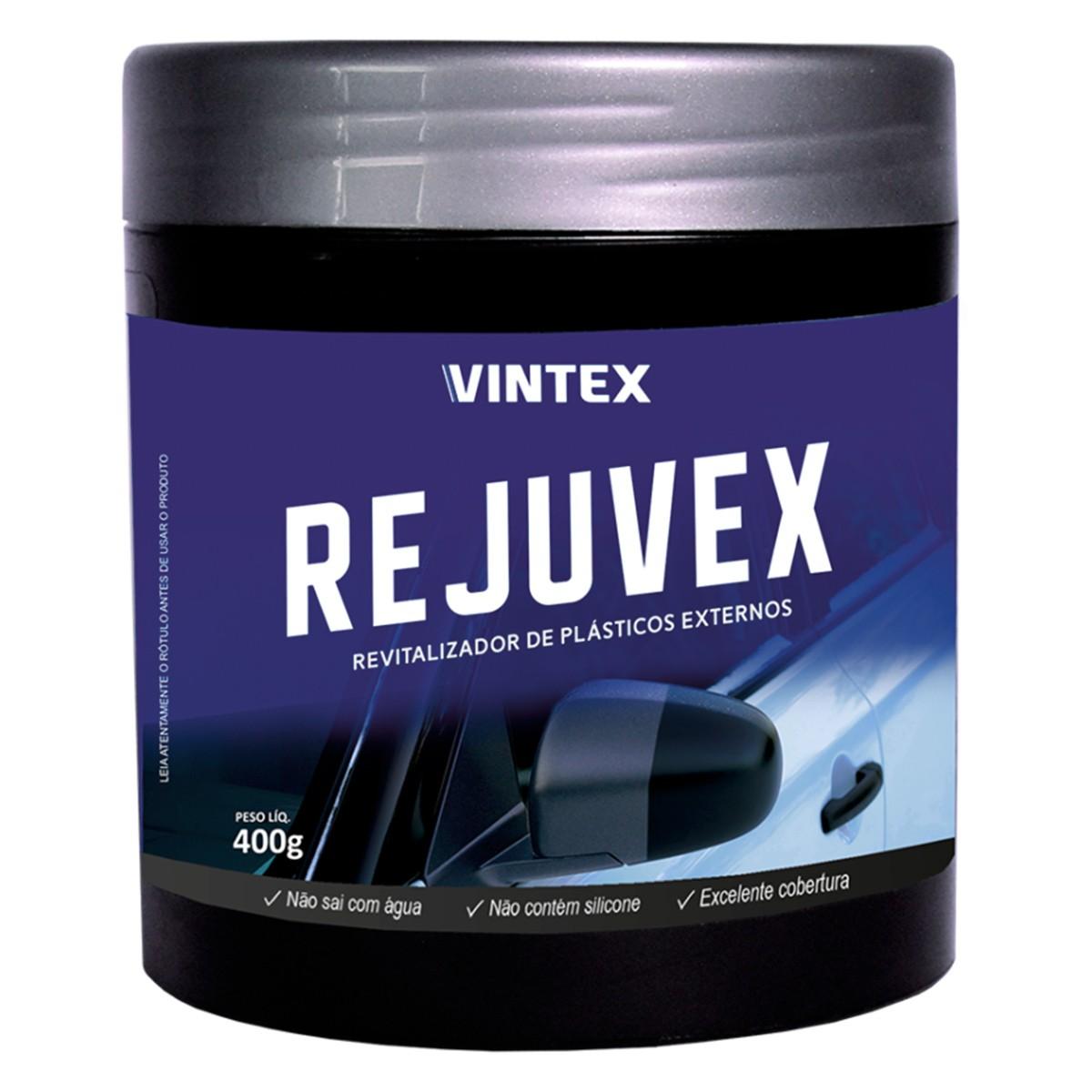 Revitalizador de Plasticos Rejuvex 400g Vintex by Vonixx
