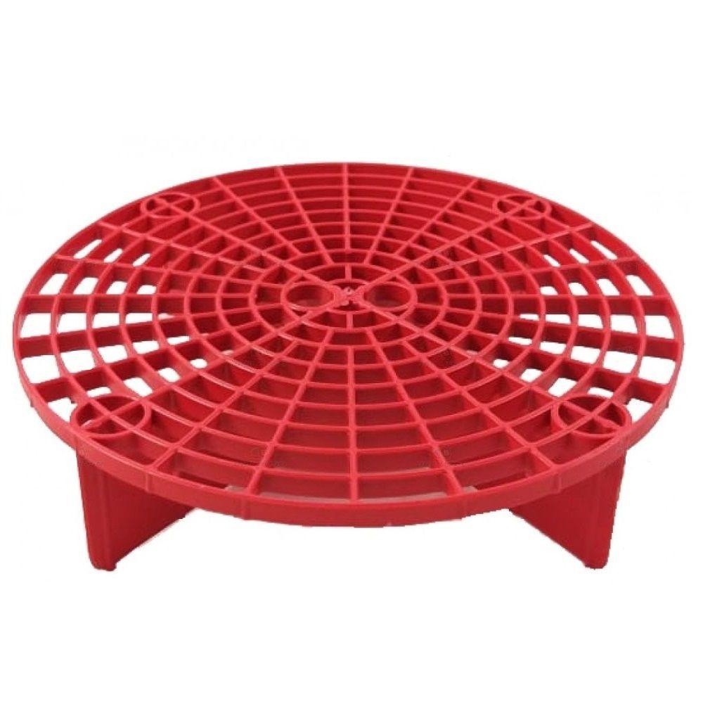 Separador de Particulas Vermelha Detailer