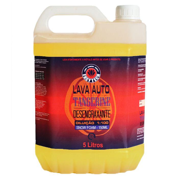 Shampoo Desengraxante 1-100 Tangerine 5 Litros EasyTech