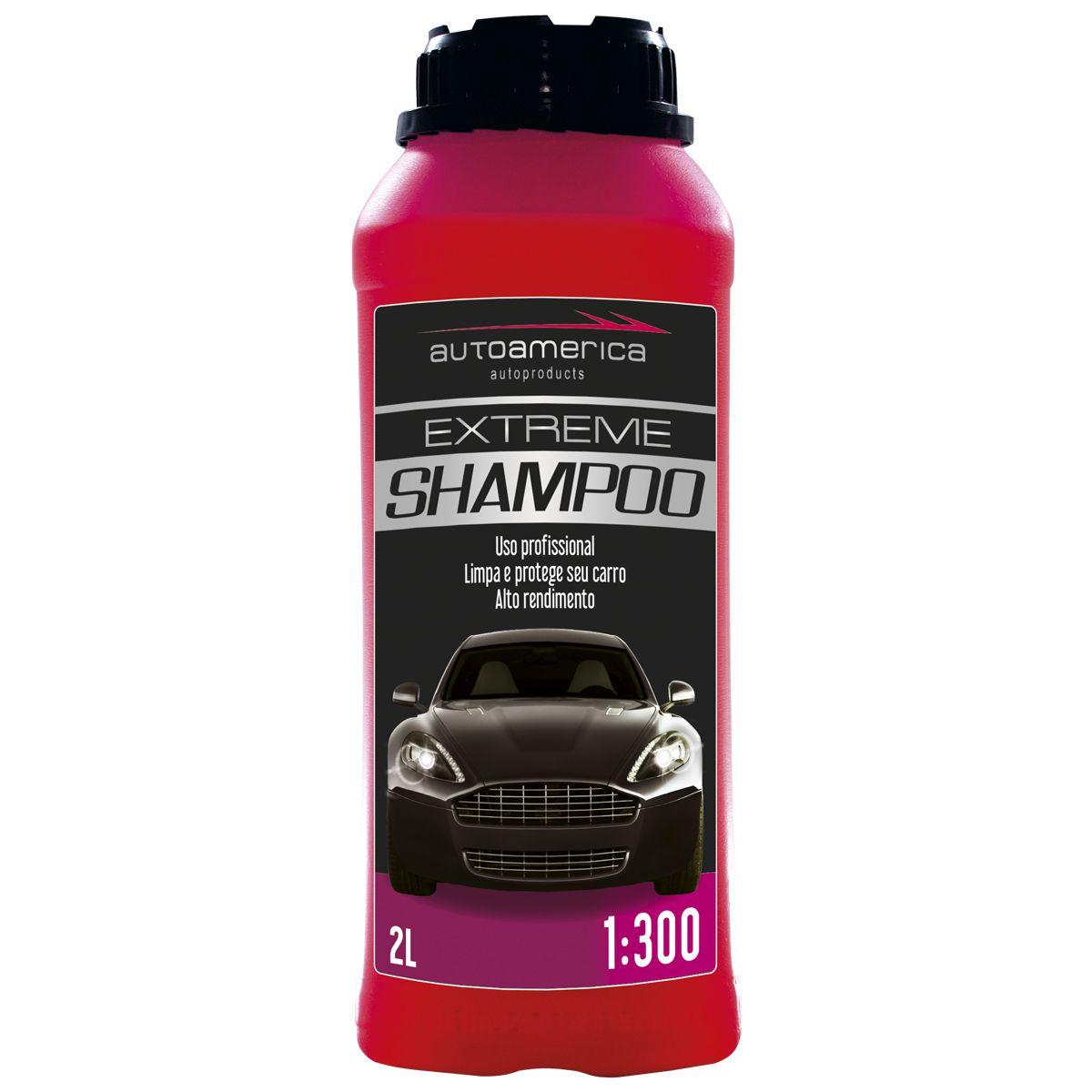 Shampoo Extreme 2 Litros 1-300 Autoamerica