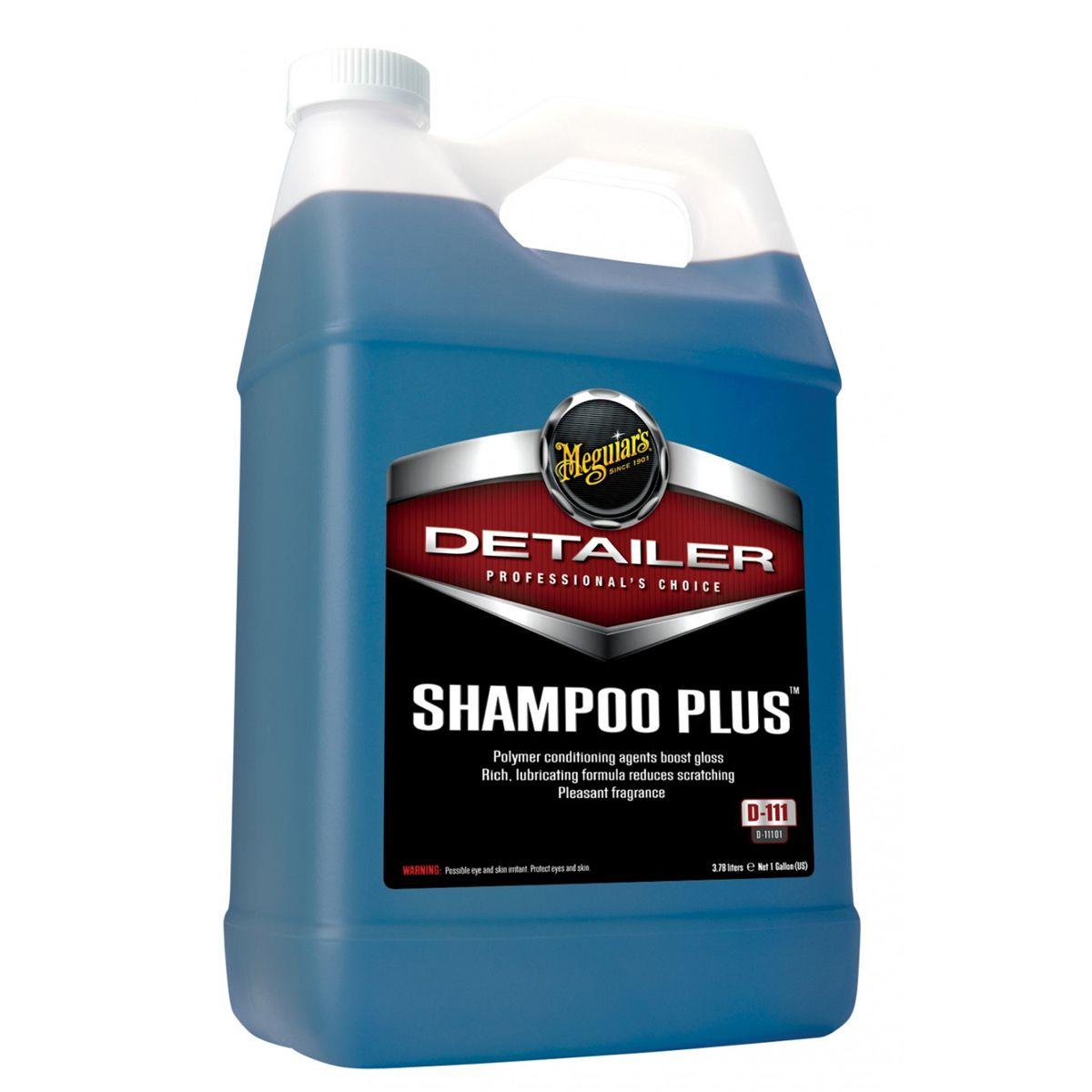 Shampoo Plus Meguiars 3,78L D11101