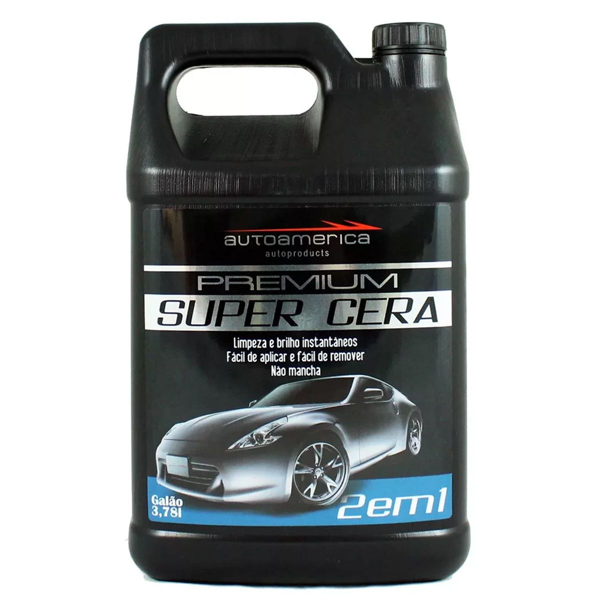 Super Cera Autoamerica - Galão 3,78 Litros