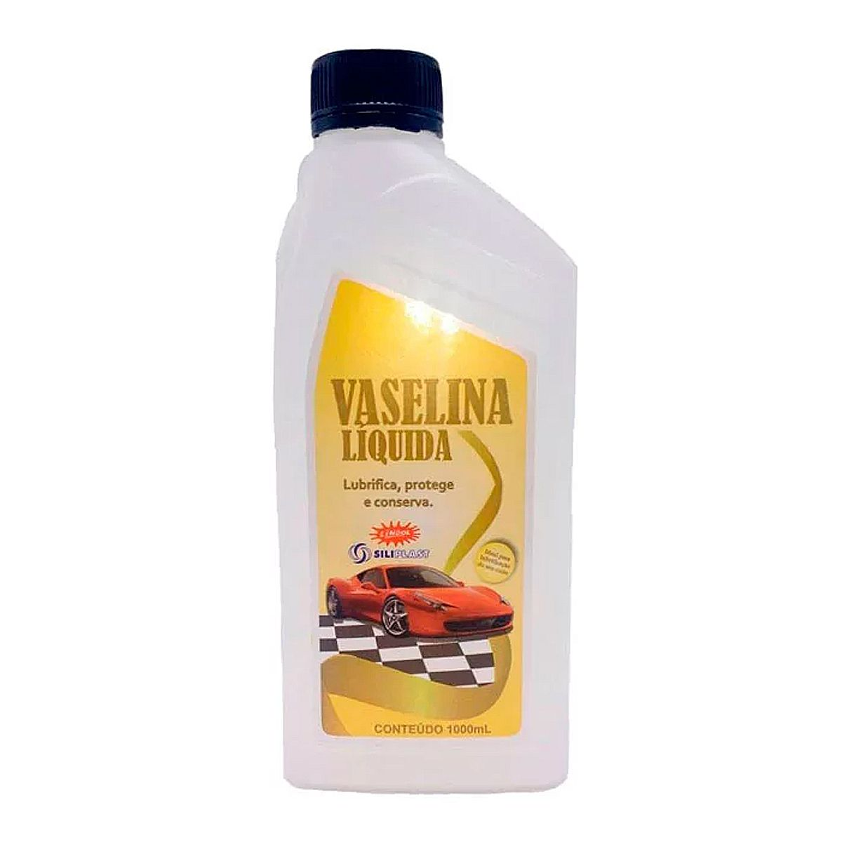 Vaselina Liquida Automotiva Lindol 1L Siliplast