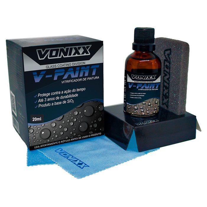 Vitrificador De Pintura 20ml V-Paint Vonix