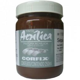 ACRILICA ARTS BRIL 250ML GR 1 118 SEPIA CORFIX