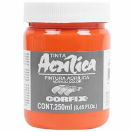 ACRILICA ARTS BRIL 250ML GR 1 55 LARANJA CORFIX