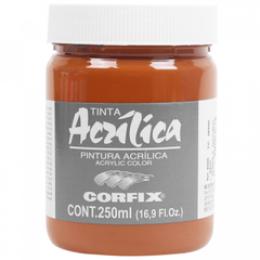 ACRILICA ARTS BRIL 250ML GR 1 63 TERRA QUEIMADA