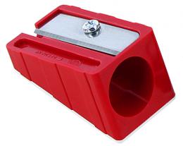 Apontador KUM 100-70 17mm Ponta Fina Vermelho