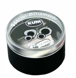 Apontador Duplo 8+10mm com Reservatório (208M2) PT