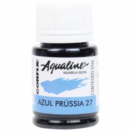 AQUALINE AQUARELA  LIQ. AZUL PRUSSIA 27 (37 ML) UN