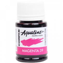 AQUALINE AQUARELA  LIQ. MAGENTA 39 (37 ML) UN