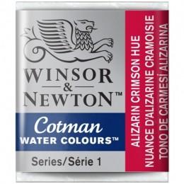 Aquarela Cotman W&N Alizarin Crimson Hue Half 003