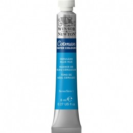 Aquarela Cotman W&N Cerulean Blue Hue Tubo 8ml 139