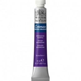 Aquarela Cotman W&N Dioxazine Violet Tubo 8ml  231