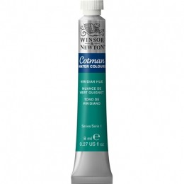Aquarela Cotman W&N Viridian Hue Tubo 8ml 696