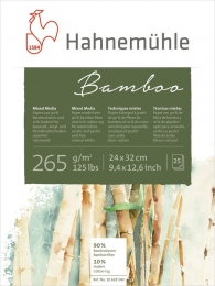 Bamboo Mixed Media 265g 24x32 25fls 10628540