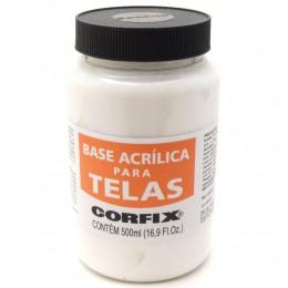 Base Acrilica para Telas 500ml Corfix