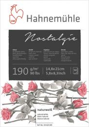 Bl Hahnemuhle Nostalgie 190g 14,8x21 50f 10628209