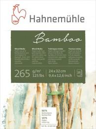 Bloco Hahnemuhle Bamboo 265g 30x40 25fls 10628541