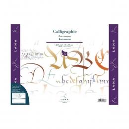 Bloco Lana Calligraphie 250g 30x40 12 fls 15027985