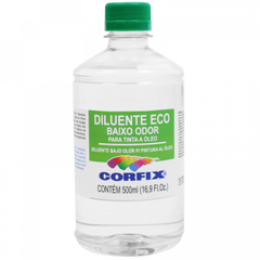 DILUENTE ECO(BAIXO ODOR)500 ML