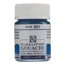 Gouache T Cyan (+++501)