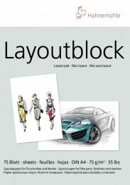 Layout Pad 75g Bloco de Desenho A4 10625040