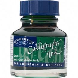 Tinta para Caligrafia W&N Green 30ml (1111289)