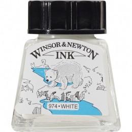 Tinta para Desenho W&N Branca 14ml (1005702)