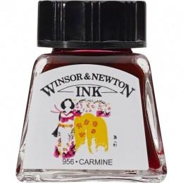 Tinta para Desenho W&N Carmine 14ml (1005127)
