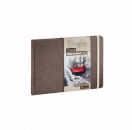 TONED WATERCOLOUR BOOK BEGE 200g A6 30f 10625180