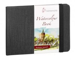 Watercolour Book A4 200g C.Preta Paisagem 10628812