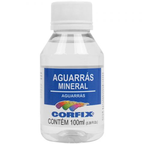 AGUARRAS MINERAL 100 ML UN