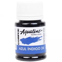 AQUALINE AQUARELA  LIQ. AZUL INDIGO 26 (37 ML) UN
