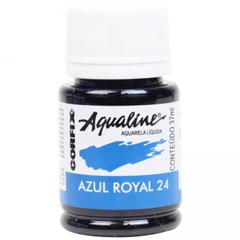 AQUALINE AQUARELA  LIQ. AZUL ROYAL 24 (37 ML) UN