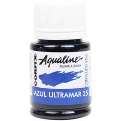 AQUALINE AQUARELA  LIQ. AZUL ULTRAMAR 25 (37 ML)