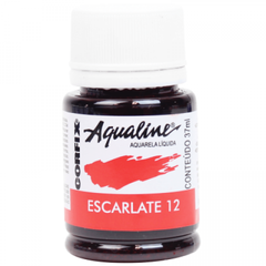 AQUALINE AQUARELA  LIQ. ESCARLATE 12 (37 ML) UN