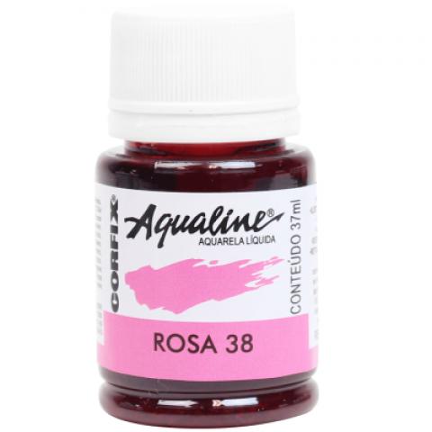 AQUALINE AQUARELA  LIQ. ROSA 38 (37 ML) UN