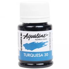 AQUALINE AQUARELA  LIQ. TURQUESA 30 (37 ML) UN