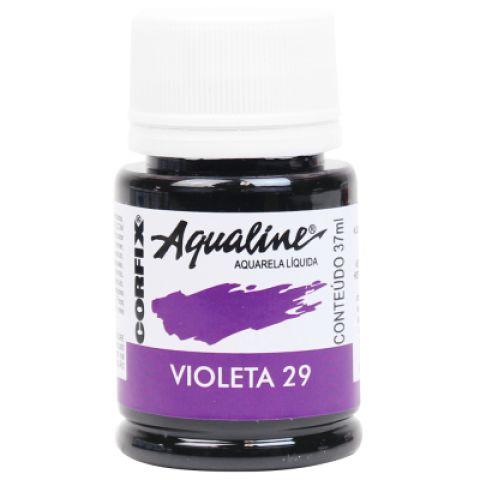 AQUALINE AQUARELA  LIQ. VIOLETA 29 (37 ML) UN