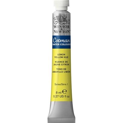 Aquarela Cotman W&N Lemon Yellow Hue Tubo 8ml 346
