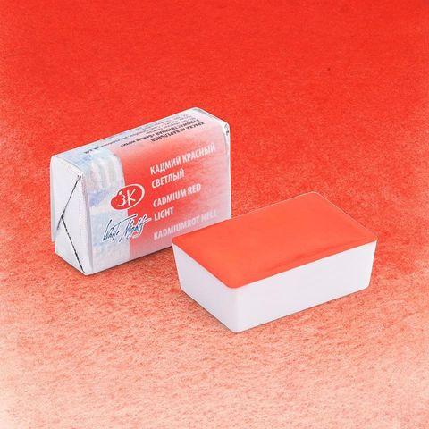 Aquarela White N Pastilha Cadmium Red Light 302
