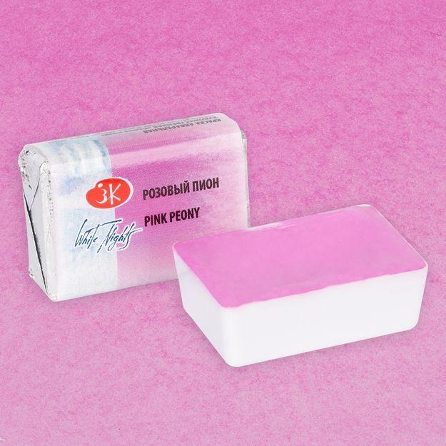 Aquarela White N Pastilha  Pastel Pink Peon 366