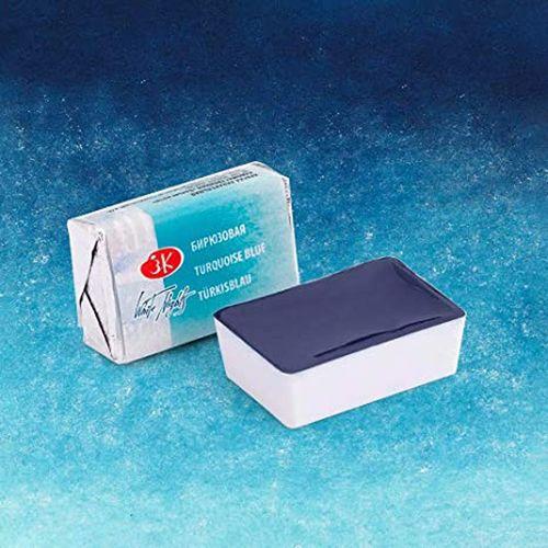 Aquarela White Nights Pastilha Turquoise Blue 507