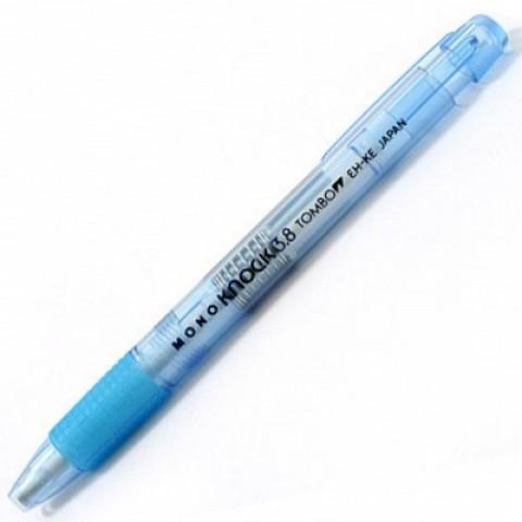 Caneta Borracha Mono Knock 3.8mm Eraser Azul