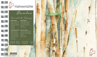 Carnet de Voyage Bamboo 265g 15x25 15f 10628549