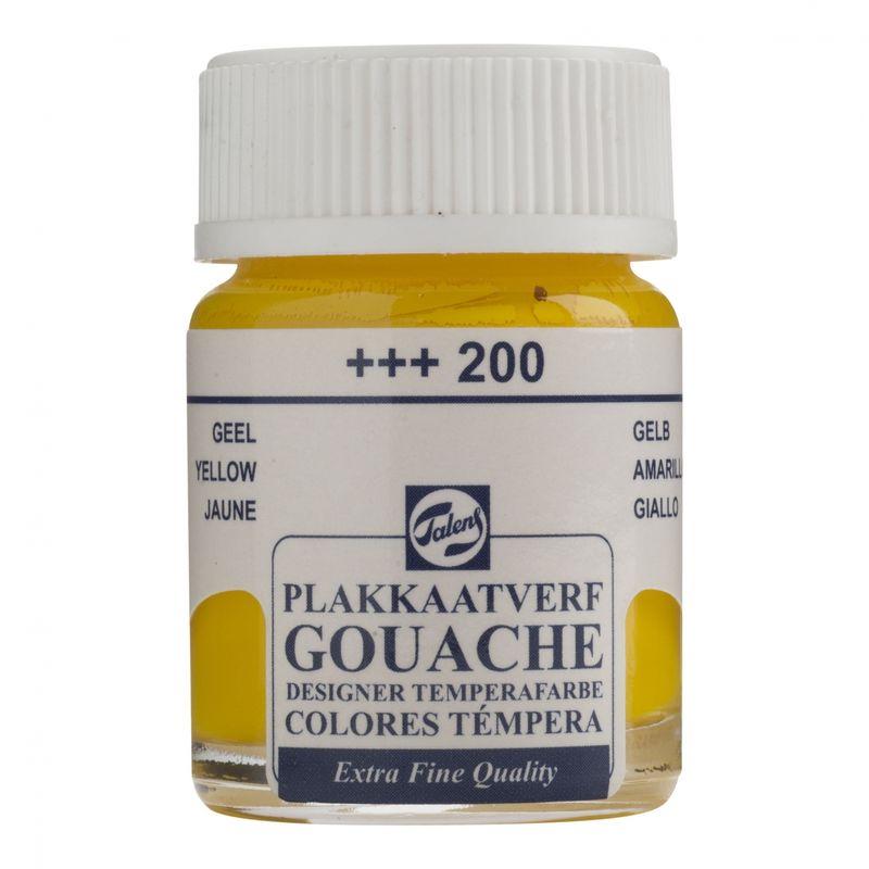 Gouache T Yellow (+++200) Amarelo