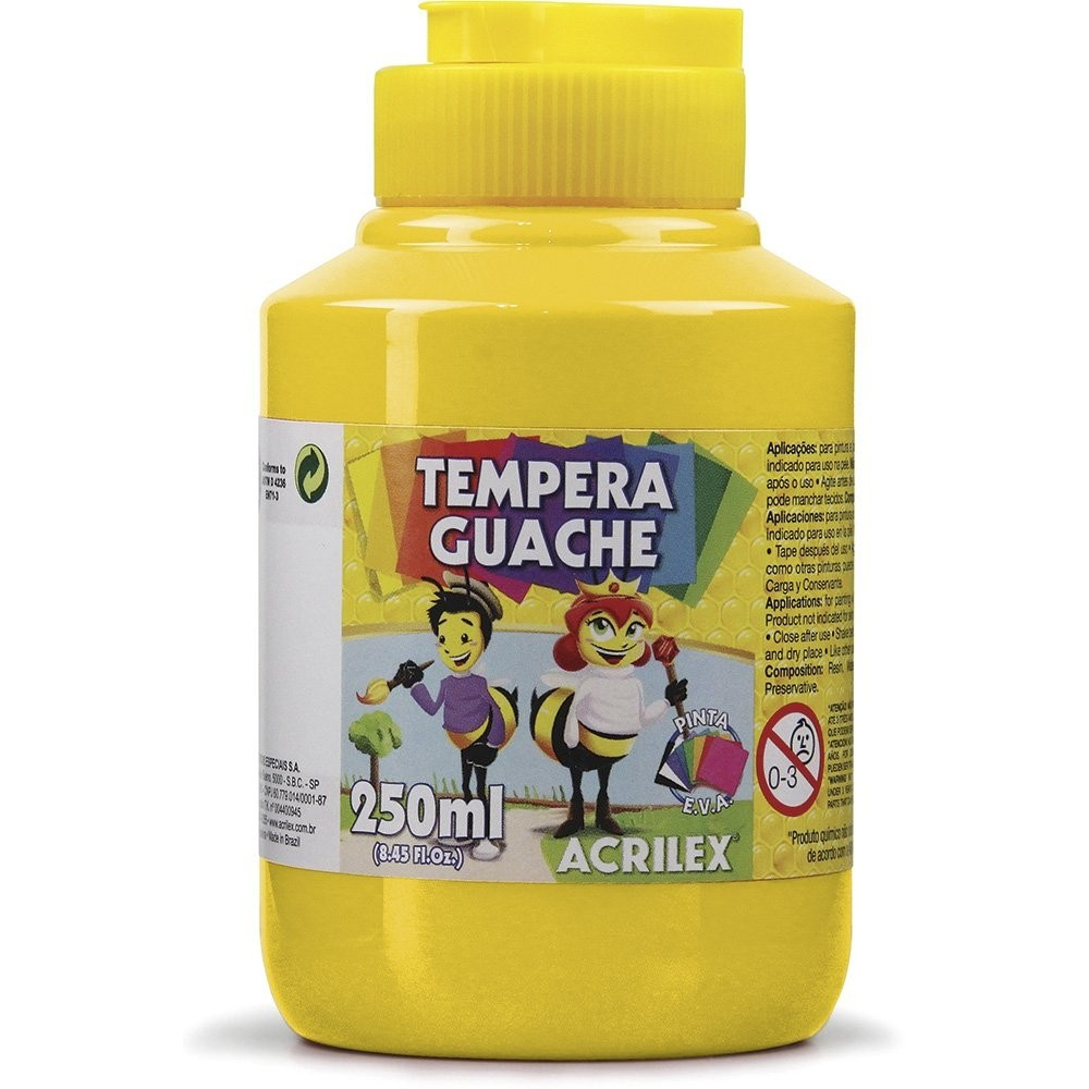 Guache Am.Ouro 505 (250ml.) Acrilex un